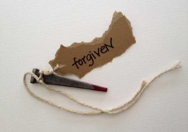 Forgiven Nails