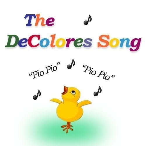 DeColores-Song Lyrics