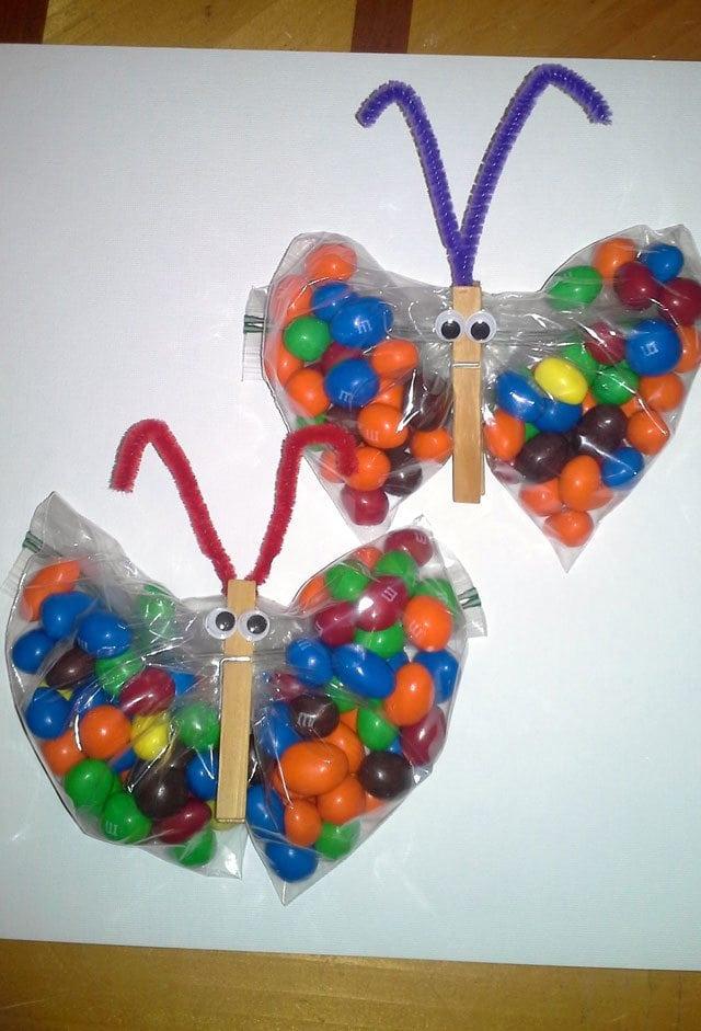 Butterfly-baggie