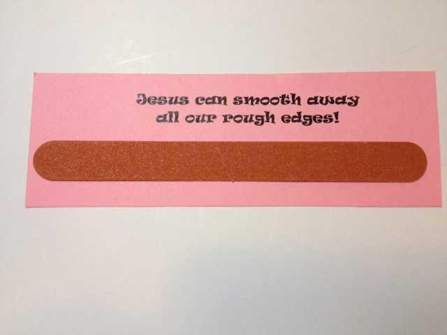 Emory Board Palanca/Agape Idea