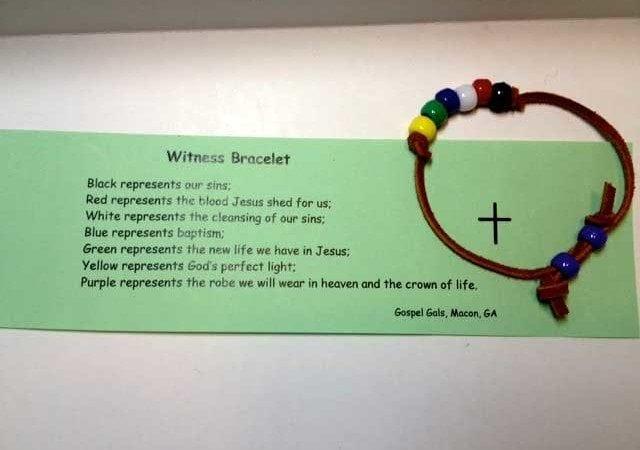 Witness Bracelet