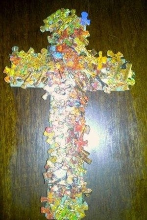 Puzzle Cross