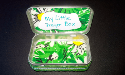 My Little Prayer Box